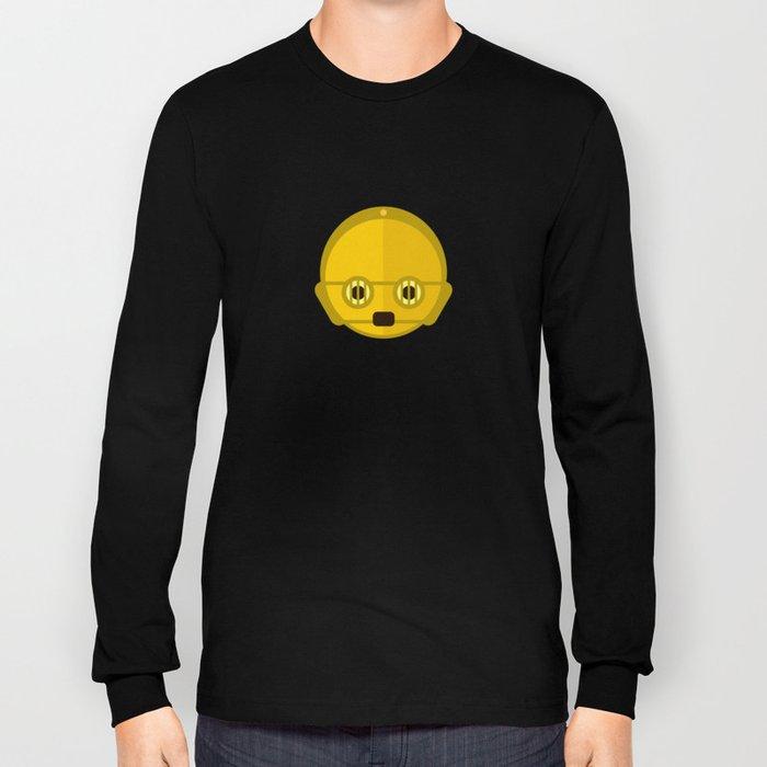 SW C-3PO The Interpreter Long Sleeve T-shirt