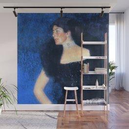 """Gustav Klimt """"Portrait of Rose von Rosthorn-Friedmann"""" Wall Mural"""