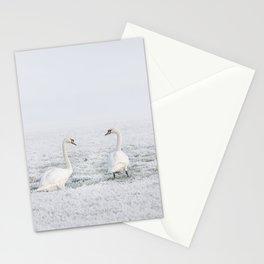 winter #society6 #decor #buyart Stationery Cards