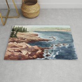 Acadia Coastline Rug