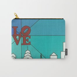 LOVE shine Carry-All Pouch