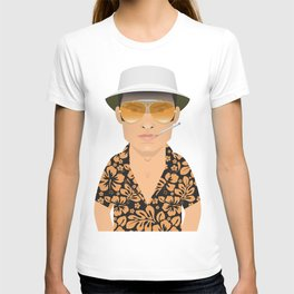 Raoul Duke T-shirt