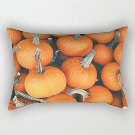 Pumpkin Party Rectangular Pillow