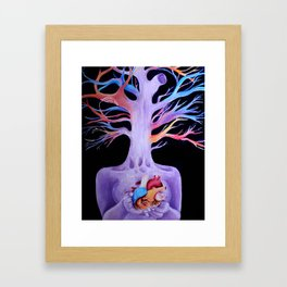 The Giver Framed Art Print