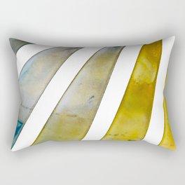 Sun Shower Rectangular Pillow