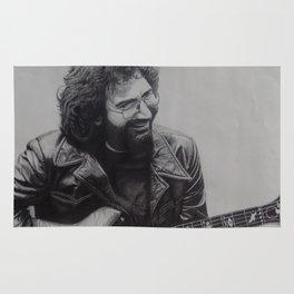Jerry Garcia Rug