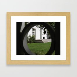 Secret Garden - 5  Framed Art Print