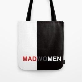 MADWOMEN Tote Bag