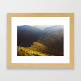 Just go - Landscape and Nature Photography Framed Art Print