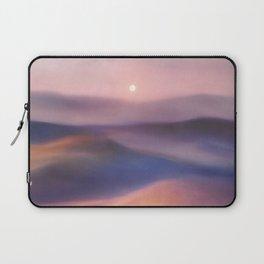Minimal abstract landscape II Laptop Sleeve