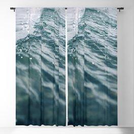 Blue Crush #3 Blackout Curtain