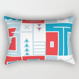 Play on words | Just shoot me Rectangular Pillow