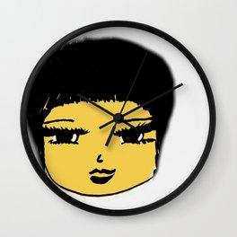 Emma The Pixie Wall Clock