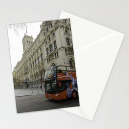 Madrid City Tour Stationery Cards