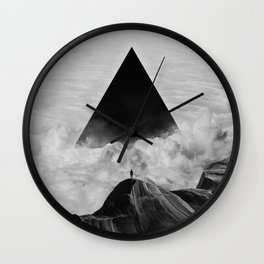 We never had it anyway Wall Clock