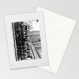World-Renowned Physicists of 1927 at Solvay Conference Stationery Cards