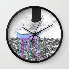 Levitation Wall Clock