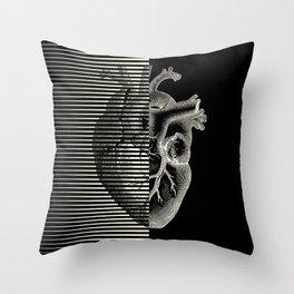 MOODULAB 002: Pulse / Heartbeat Throw Pillow