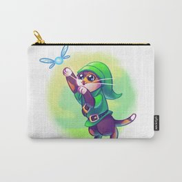 Cosplay Kittens - Kitten of Time Carry-All Pouch