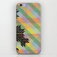 safari iPhone & iPod Skins featuring Safari by Kelsey Leach