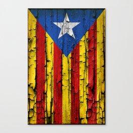 Catalan Canvas Print