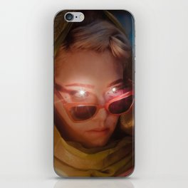 MIND READER iPhone Skin