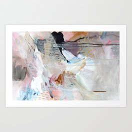 Palette No. Nine Art Print
