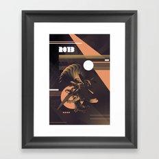 2013 Framed Art Print