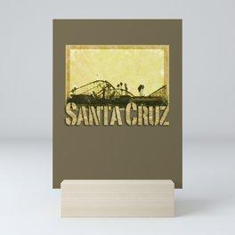 Big Dipper at the Santa Cruz Boardwalk Mini Art Print