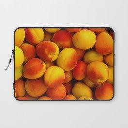 Apricots Pattern Laptop Sleeve