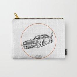 Crazy Car Art 0099 Carry-All Pouch