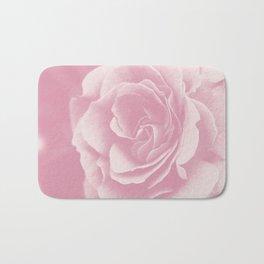 Light Pink Rose #2 #floral #art #society6 Bath Mat