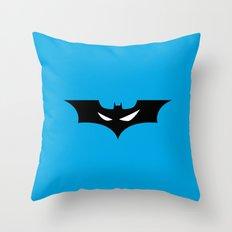 Batman_02 Throw Pillow