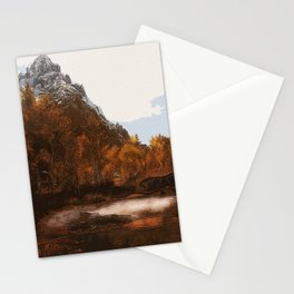 Call of Nature Stationery Cards