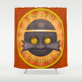 State of Ivo Shower Curtain