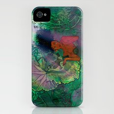 Bayou Mermaid iPhone (4, 4s) Slim Case