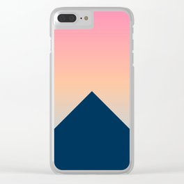 Coldway Home Clear iPhone Case