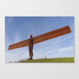 Angel of the North 3 Canvas Print