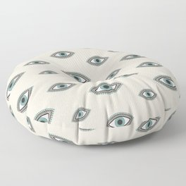 Eye Pattern Floor Pillow