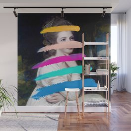 Composition 711 Wall Mural