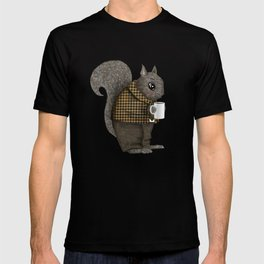 An Early Morning For Mister Squirrel T-shirt