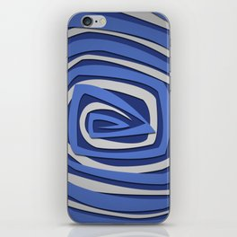 Vortex Eddy iPhone Skin