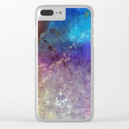 Onions Enhanced Invert Clear iPhone Case