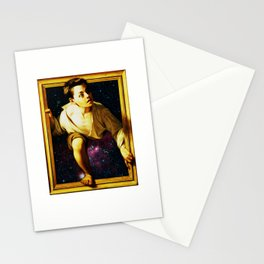 Escaping Space Stationery Cards