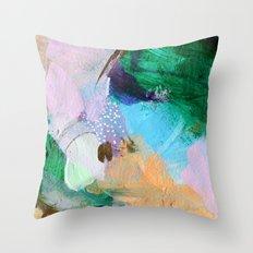 Sketch No. 5 Throw Pillow
