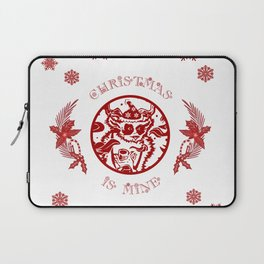 Christmasis mine Laptop Sleeve