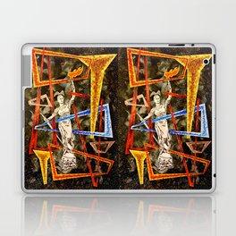 Monumental geometric Laptop & iPad Skin