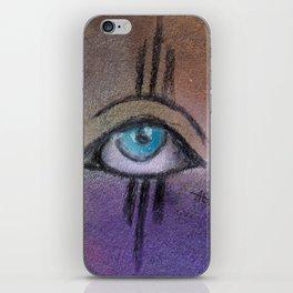 eye only iPhone Skin