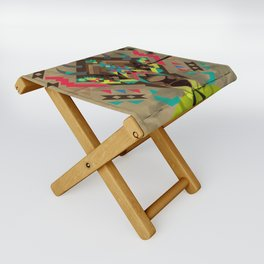 El Bisonte 01 Folding Stool
