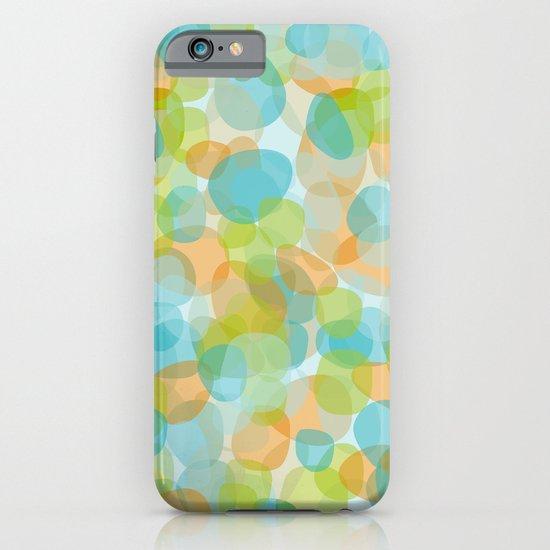 Pebbles Turquoise iPhone & iPod Case